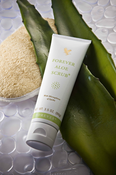 Ambiance Aloe Scrub ©Forever Living Products.jpg