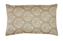 BLANC DES VOSGES MARCO POLO SABLE COUSSIN RECTANGLE