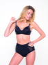Charlott Lingerie PE Mirage Noir PushUp 29E Shorty 16E