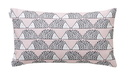 SCION LIVING SPIKE BLUSH COUSSIN RECTANGLE VERSO