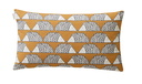 SCION LIVING SPIKE CARAMEL COUSSIN RECTANGLE VERSO
