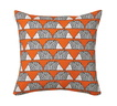 SCION LIVING SPIKE MANDARINE COUSSIN CARRE VERSO